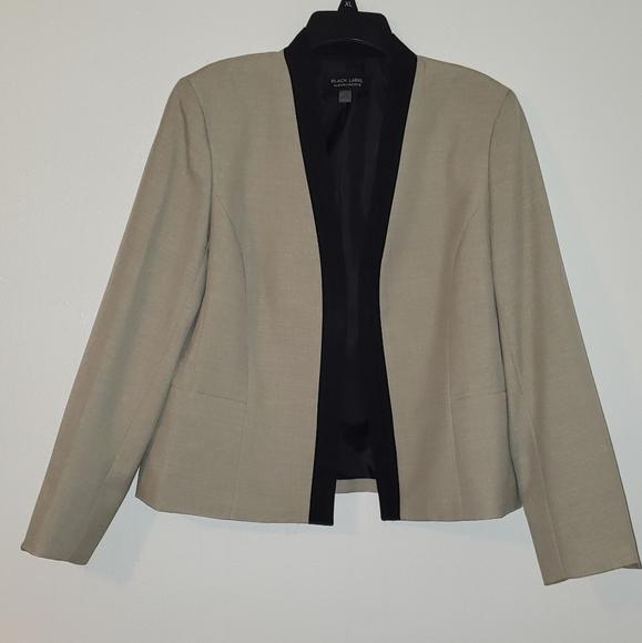 Black Label Jackets & Blazers - Dress Jacket by Evan Picone